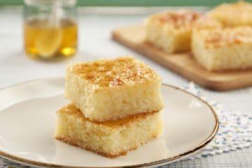 Cake de Aipim