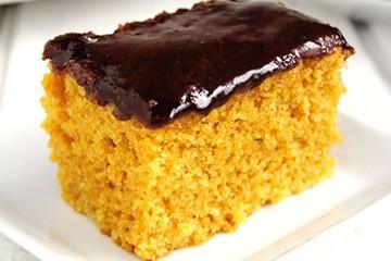 Cake de Cenoura