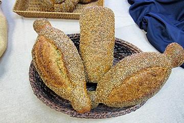 Pão de Castanha-do-Pará, Quinoa e Chia