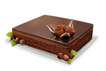 Ganache Sabor Chocolate com Avelã