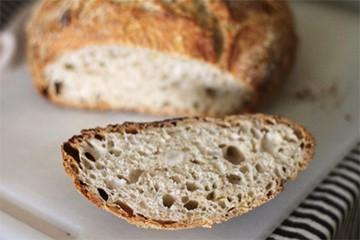 Pão de Macadâmia, Gergelim e Semente de Girassol