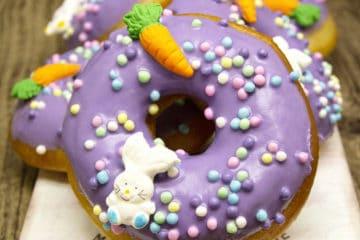 Donuts de Páscoa