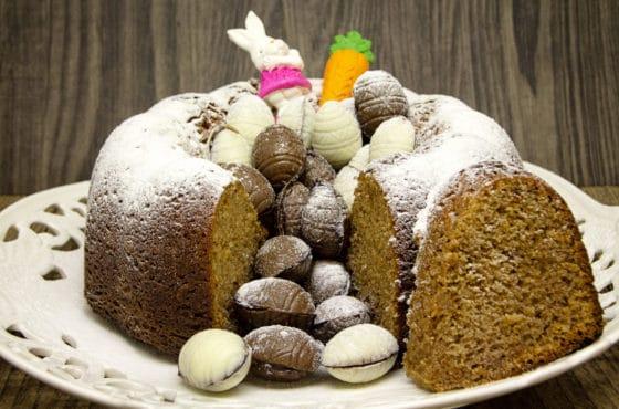 Carrot Cake - Bolo da Coelha