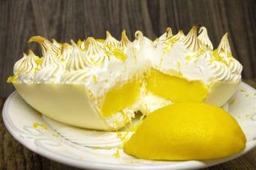 Ovo de Páscoa Limão Siciliano