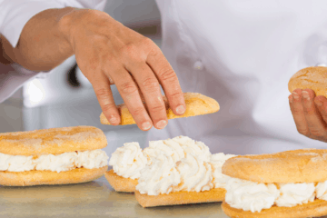 Bakels Instant Cream